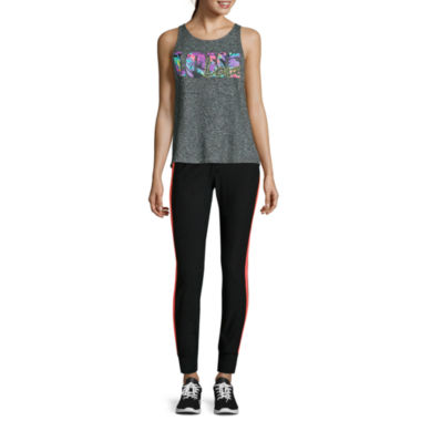 jcpenney.com | Open Back Tank Top or Love Inseam Jogger Pants