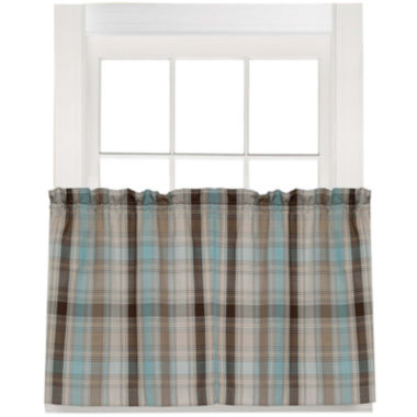 jcpenney.com | Cooper Rod-Pocket Window Tiers