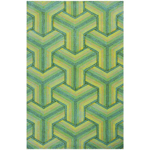 Donny Osmond Escape by KAS Connections Rectangular Rug