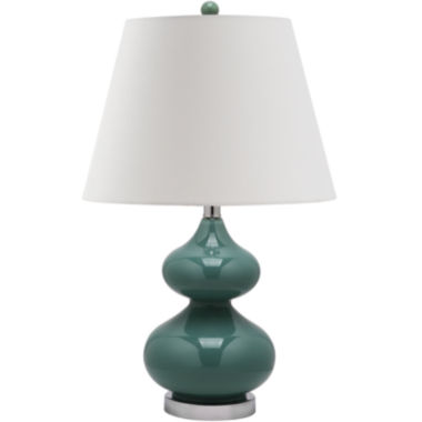 jcpenney.com | Leighton Double Gourd Glass Lamp