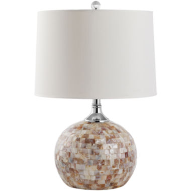 jcpenney.com | Safavieh Mina Shell Table Lamp