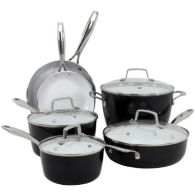 jcpenney.com | Oneida® Forged Aluminum 10-pc. Cookware Set