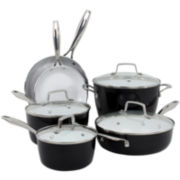 Oneida® Forged Aluminum 10-pc. Cookware Set