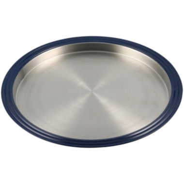 "jcpenney.com | Fiesta® Cobalt Ribbed 14"" Bar Tray"