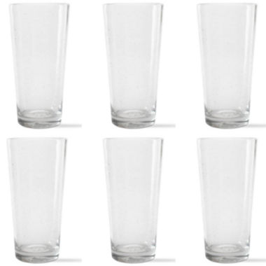jcpenney.com | Tag Bubble Glass Set of 6 Pub Glasses