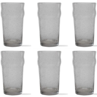 jcpenney.com | Tag Bubble Glass Set of 6 Tulip Pilsner Glasses