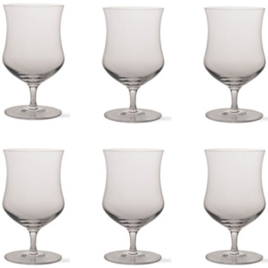 jcpenney.com | Tag Craft Beer Set of 6 Grand Tulip Glasses