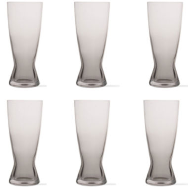 jcpenney.com | Tag Craft Beer Set of 6 Weizen Glasses