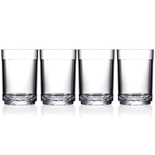 Drinique Unbreakable Elite Set of 4 Pint Glasses