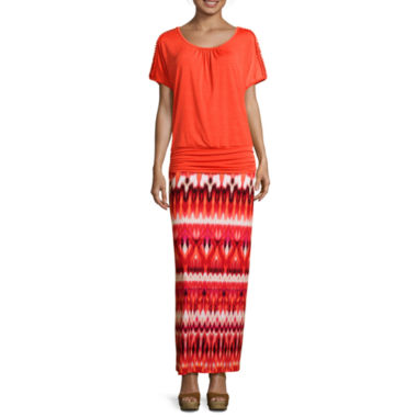 jcpenney.com | Alyx® Solid Malone Crochet Top or Pattern Maxi Skirt