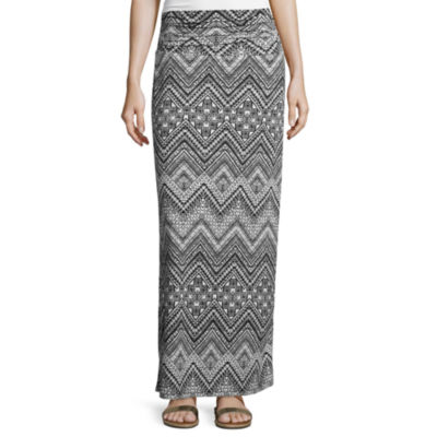 Alyx® Printed Maxi Skirt