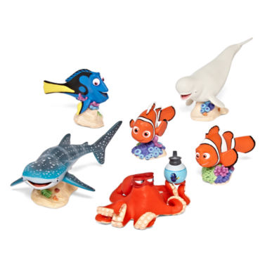 jcpenney.com | Disney Collection Dory Action Figure Set