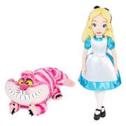 Disney Collection Cheshire Cat Medium Plush or Alice Soft Doll