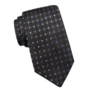 Stafford® Brantford Plaid Silk Tie