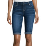 i jeans by Buffalo Skinny Bermuda Shorts