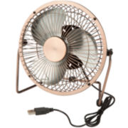 Honey-Can-Do® USB-Powered Desk Fan