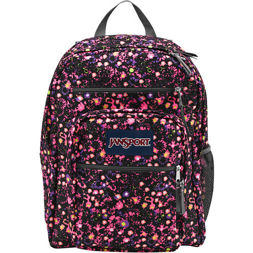 Jansport® Big Student Backpack in Ditzy Daisy Print