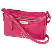 nicole by Nicole Miller® Jenna Crossbody Bag