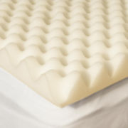 Science of Sleep® Multi-Support Memory Foam Mattress Pad