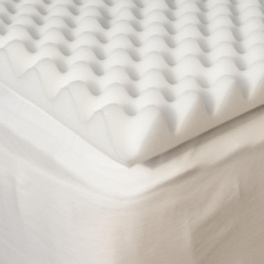 jcpenney.com | Science of Sleep® Memory Foam Multi-Support 4-Zone Mattress Topper