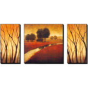 Brilliance Stretched Canvas Wall Art