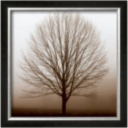 Stillness Framed Print Wall Art