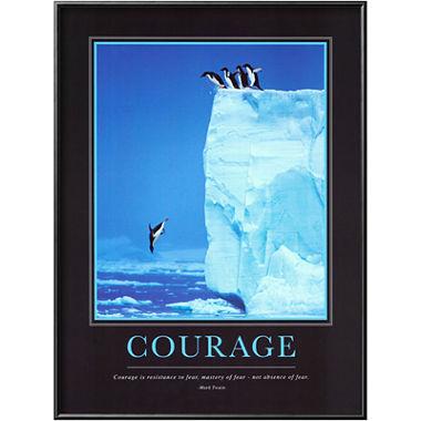 jcpenneycom artcom courage framed print wall art