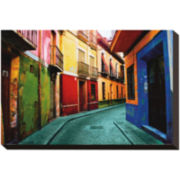 Granada, Spain Stretched Canvas Wall Art