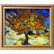 Mulberry Tree, c.1889 Framed Giclée Print Wall Art