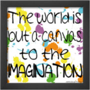 Imagination Framed Print Wall Art