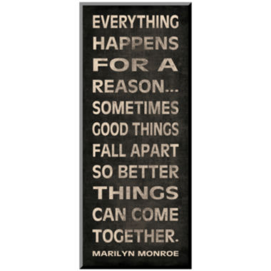 jcpenney.com | Art.com Everything Happens Print Wall Art