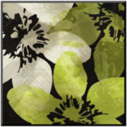 Bloomer Tile V Print Wall Art