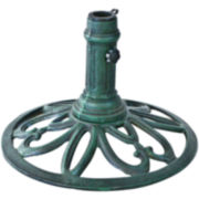 Cast Iron Round Umbrella Base