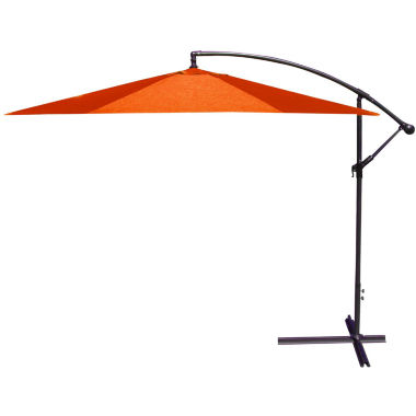 jcpenney.com | 10' Steel Offset Cantilever Umbrella