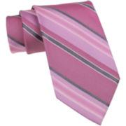 Van Heusen® Ombré Striped Silk Tie
