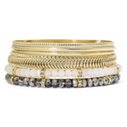Mixit™ Mixed 7-pc. Bangle Bracelet Set