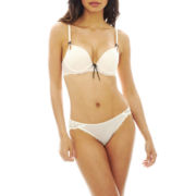 THE BODY Elle Macpherson Intimates BOOST Keyhole Pushup Bra or Bikini Panties