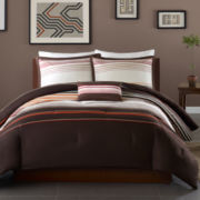 Mizone Marcus Striped Comforter Set