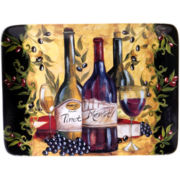 Wine & Cheese Party 16x12