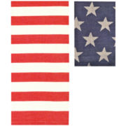 Stars and Stripes 4-pc. Dish Towel and Dishcloth Set