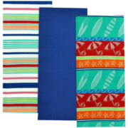Summer Days Set of 3 Dish Towels