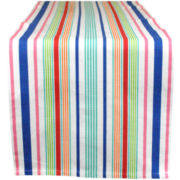 Surfboard Stripe Table Runner