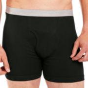 Stafford® 2-pk. Cotton Boxer Briefs