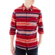 Vans® Long-Sleeve Woven Shirt