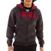 Vans® Classic Check Fleece Pullover