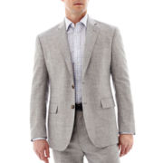 Stafford® Linen-Wool Sport Coat