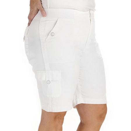 Lee Easy Fit Cargo Bermuda Shorts - Plus