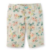 Carter's® Tropical-Print Bermuda Shorts – Preschool Girls 4-6x