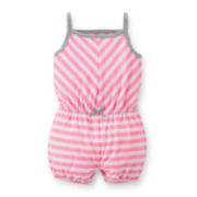 Carter's® Striped Romper – Baby Girls newborn-24m