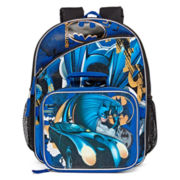 Batman Backpack and Lunch Box